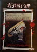 Sleepaway Camp (dvd, 2000) Rare 1983 Horror Thriller Brand