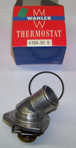 1 von 1 - Wahler Thermostat 4168.92D, 92/107°C für diverse Opel Astra F 1,6i/ 1,8i/ 2,0i