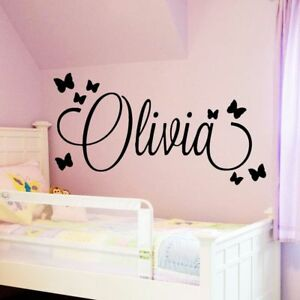 Custom-Name-Wall-Decal-Wall-Stickers-Kids-Boy-Girl-Room-Decoration-Accessories