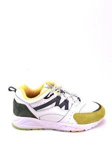 sneaker-Karhu-in-camoscio-pelle-e-tessuto-modello-Fusion-2-0