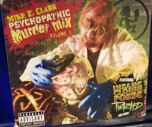 Mike E Clark - Murder Mix vol. 1 CD insane clown posse twiztid esham the r.o.c.