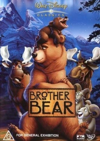 1 of 1 - Brother Bear (DVD, 2004) R4 PAL NEW FREE POST