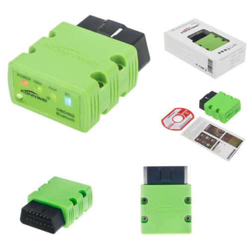 KONNWEI KW902 Mini BT Wireless OBD2 OBD-II Car Auto Diagnostic Scan Tools