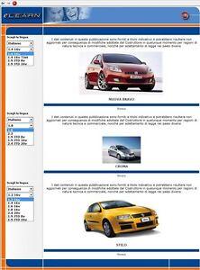 FIAT BRAVO Manuale tecnico per la riparazione e la manutenzione dell/'auto