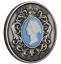 2019 QUEEN VICTORIA 200TH ANNIVERSARY 2oz $2 SILVER Antiqued Cameo COIN