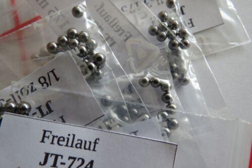 3.175 mm 10  Stück Kugeln freilauf  JT-724-1//8 zoll