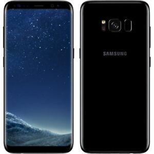 """SAMSUNG GALAXY S8 G950F 4 Go 64 Go Octa Core 5.8"""" 12mp Android 9.0 LTE Smartphone"""