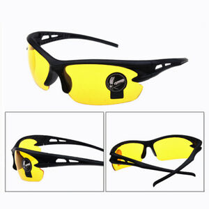 290a2cc22bf Image is loading Cycling-Sunglasses-Outdoor-Sports-Goggles-Eyewear -Windproof-Riding-