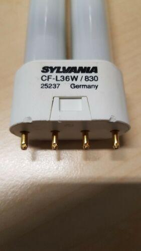 SYLVANIA CF-L36W//830 H03 25237 Sockel 2G11 2920lm Klasse=A 4-pins 2Stk