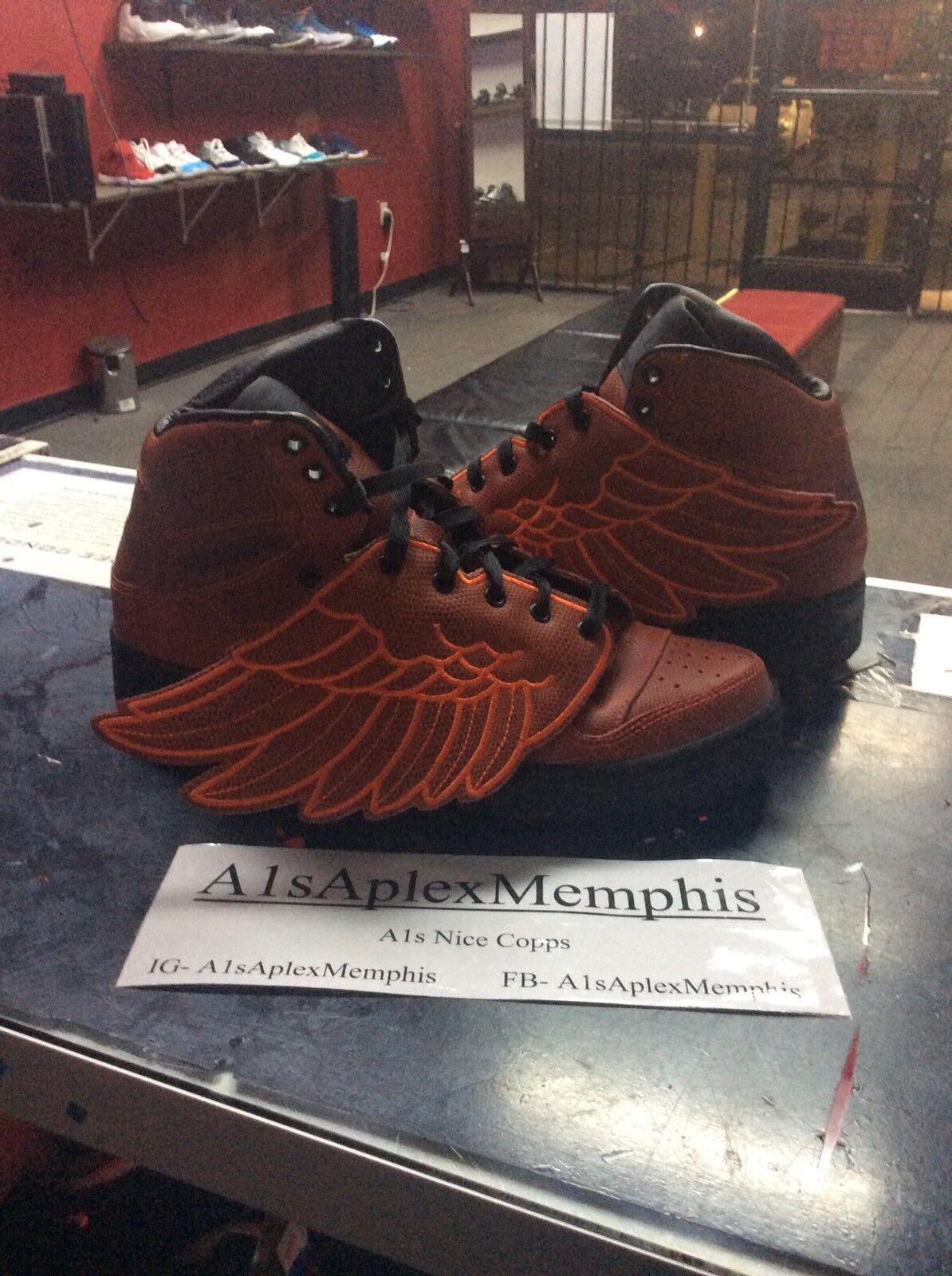 Adidas Jermey Scott S77803 Red Size 9 No Box