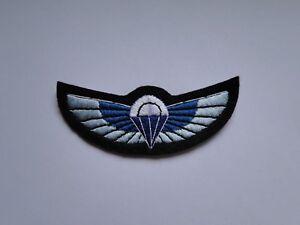 Aufnäher der Britischen SAS    Parawings  ca 7,5 x 3 cm