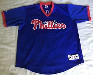 Philadelphia-Phillies-Jim-Thome-Majestic-Throwback-Jersey-Size-XXL