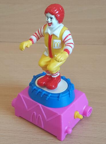 McDonalds Happy Meal Toy 1993 Twisting Sport McDonaldland Toys Various Figures