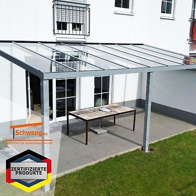 überdachung Mit Glas : terrassen berdachung glas mit montage berdachung terrassendach pergola alu ebay ~ Yuntae.com Dekorationen Ideen
