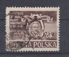 Polen Briefmarken 1949 Weltpostverein Mi. 507