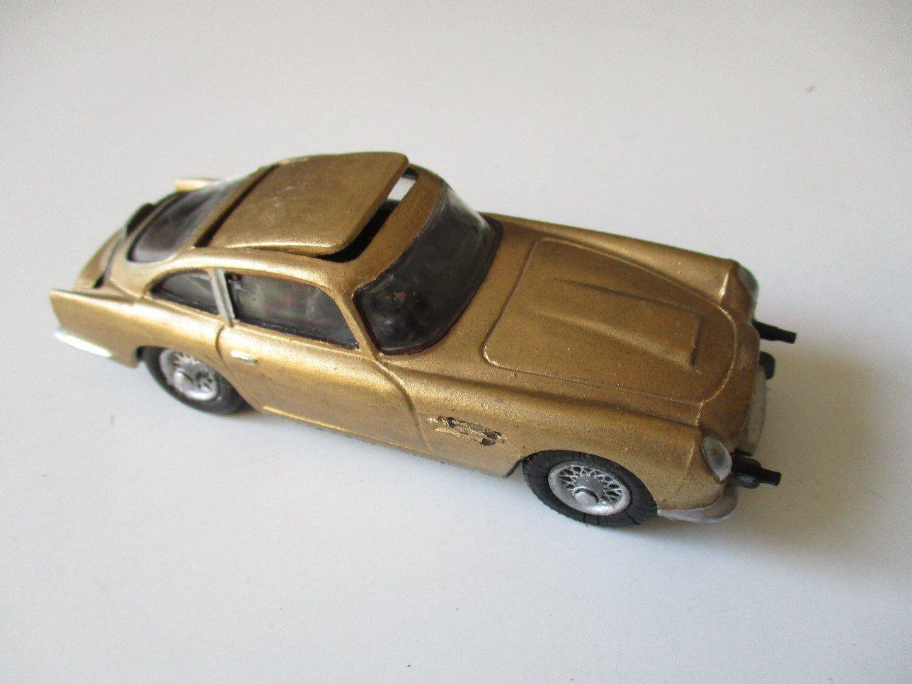 Corgi spielzeug modellauto angelegt haben james - bond - aston martin db5 Gold + waren figuren 60er jahre