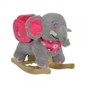 Balancin para bebes elefante zorro oso columpio para niños y bebes homologado