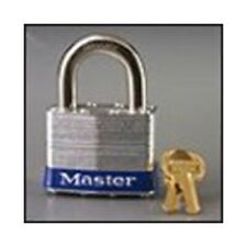 Master Lock 931DPF 2-1//8-Inch Wide Covered Laminated Steel Pin Tumbler Padlock