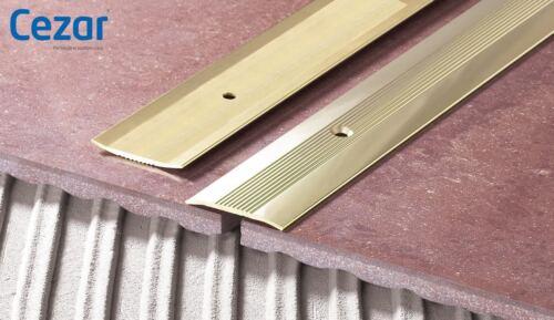 38mmx1M COVER STRIP ANODISED-ALUMINIUM-DOOR-FLOOR-BAR-TRIM-THRESHOLD Carpet