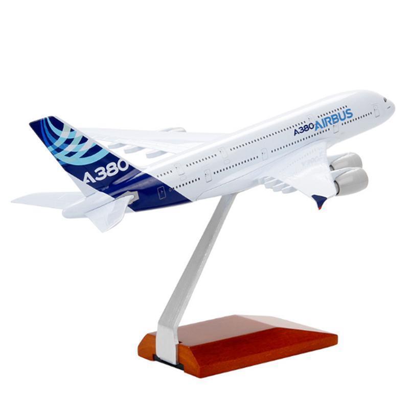 Nuevos productos de artículos novedosos. Luchador de bus de de de aire estático Modelo 260MM Original A380 Avión de Metal Regalo 1 200  nueva gama alta exclusiva