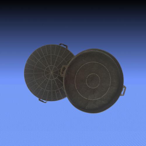 2 Aktivkohlefilter Kohle Filter für Siemens LC4595002 LC4595003 LC4595006