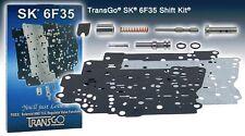 TransGO SK 6F35  Ford Lincoln Mercury 6F35 2009-2013