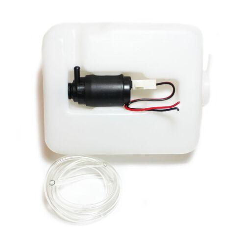 Arandela De Ventana Parabrisas Universal ACP 1.2Ltr Kit de bomba de botella y precio de comercio