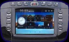 """Navigatore GPS Fiat Punto/Punto Evo 6,2"""" TFT-LCD Blue & ME Nuovo modello"""