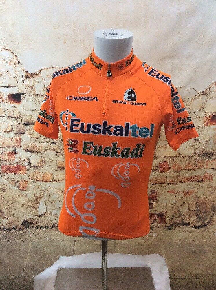 Euskaltel Euskadi spanish Cycling Team Jersey  Herren small