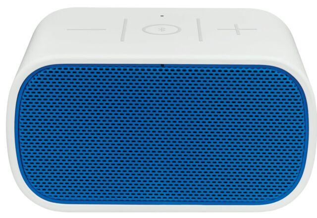 Logitech UE Mobile Boombox Bluetooth Altavoz Y El Altavoz-Azul/gris claro