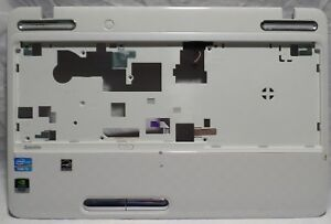 TOSHIBA-SATELLITE-L655D-S5102WH-Top-Cover-Palmrest-Touchpad-EABLB055040