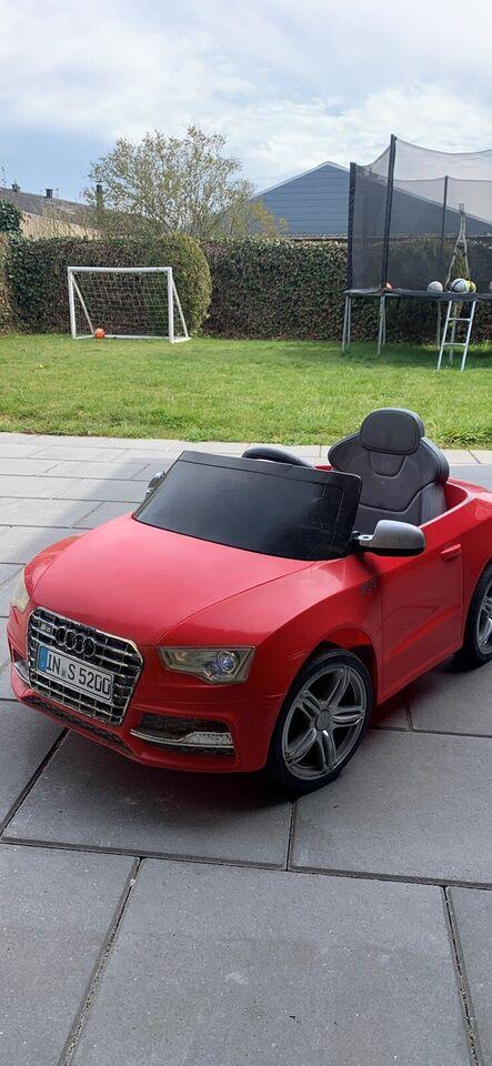 Audi el bil til børn, Audi
