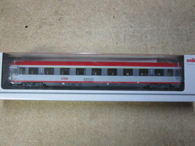 Märklin H0 42731 Coche de Viajeros 1 Clase Modelo Ampz ÖBB