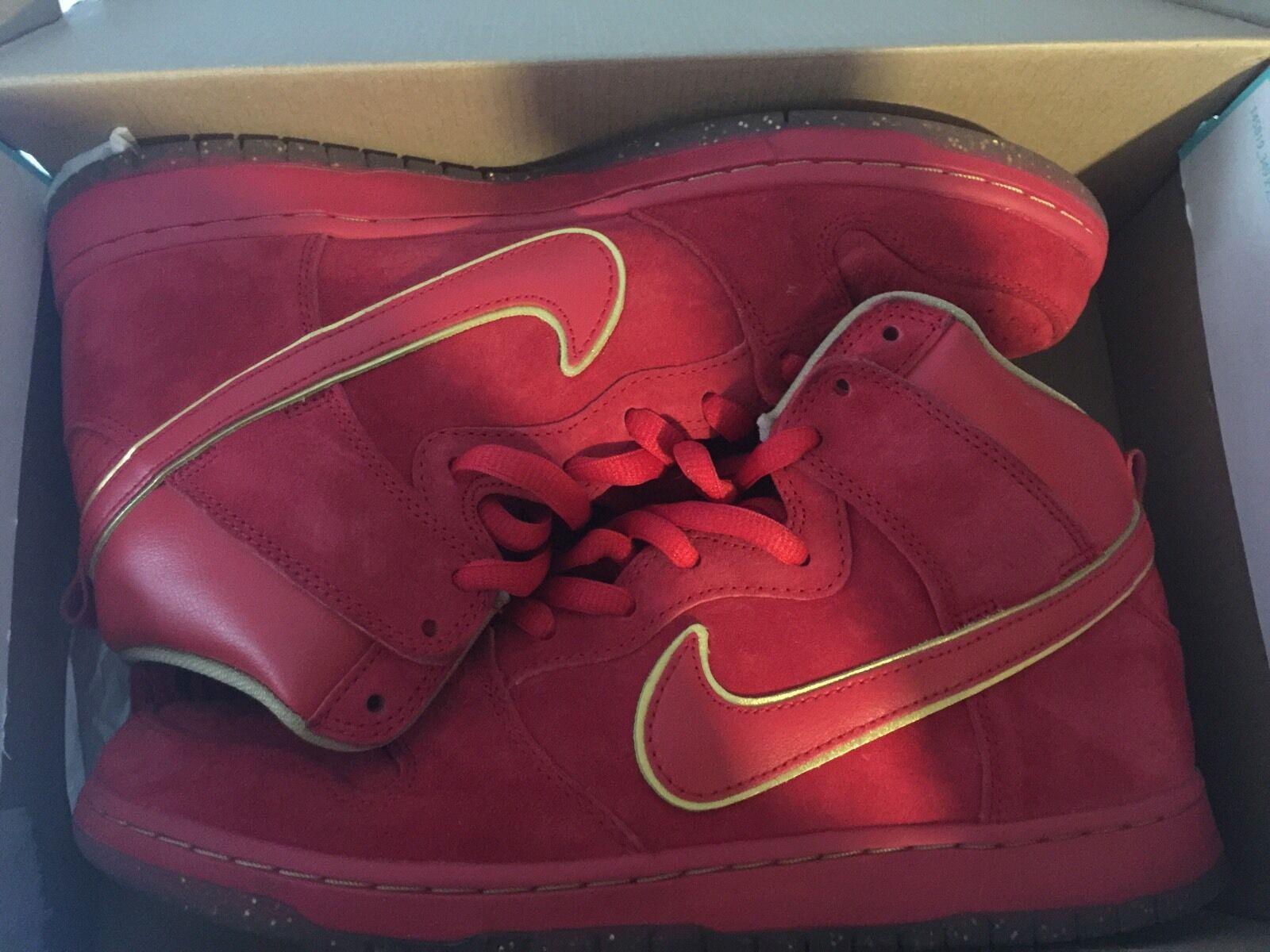 Nike sb schiacciare alto basso cny il capodanno cinese yoth sz 12