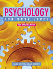 Psychology for GCSE Level by Craig Roberts, Diana Dwyer (Paperback, 2007)
