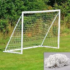 Portable 6'x4' Football Net f Soccer Goal Outdoor Kids Sports Training(ONLY NET)