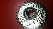 Shimano 7 speed freewheel