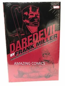 Marvel-DAREDEVIL-FRANK-MILLER-COMPANION-OMNIBUS-Hardcover-HC-New-MSRP-100