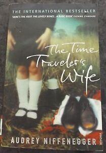 The-Time-Traveler-039-s-Wife-Audrey-Niffenegger-Paperback-Australian-Seller