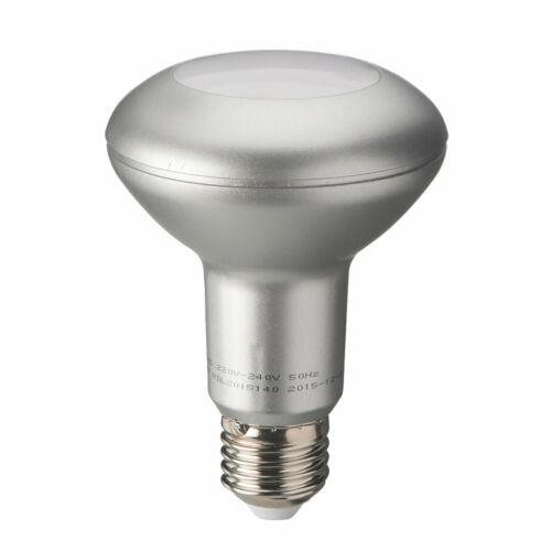 2 x Diall LED R80 E27 Light Bulb 5W = 35W 2700K WARM WHITE 390 Lumens