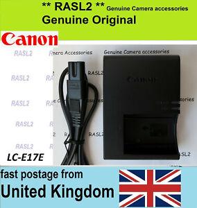 Genuine-Canon-Charger-LC-E17E-fit-EOS-250D-200D-77D-800D-760D-750D-M3-M5-M6-SL2