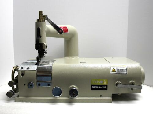 ZOJE YXP-5 Skiver Industrial Leather Skiving Machine w// Table and Servo Motor