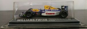 1-43-WILLIAMS-FW15B-A-PROST-F1-1993-CHAMPION-DU-MONDE-IXO-ALTAYA-ESCALA-DIECAST