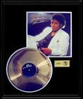 MICHAEL JACKSON GOLD RECORD DISC THRILLER ALBUM RARE ORIGINAL LP FRAME