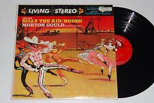 GOULD Billy The Kid Copland SHADED DOG LSC-2195 LIVING STEREO LP