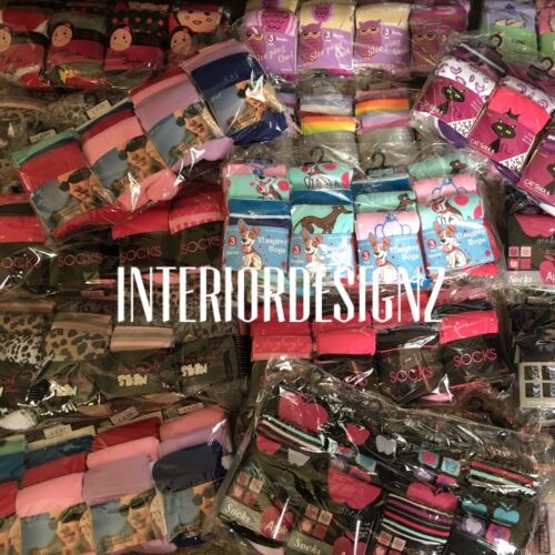 ***JOBLOT CLEARANCE 60 PAIRS LADIES WOMENS QUALITY NOVELTY SOCKS***