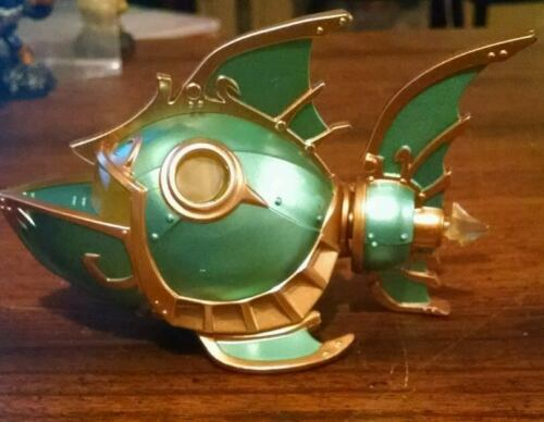 Reef Ripper Skylanders Superchargers Wii Xbox PS3 PS4 Universal Character Figure