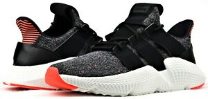 NEW ADIDAS PROPHERE - Men s Shoes CQ3022 Sneakers Black Solar Red ... d0caae779