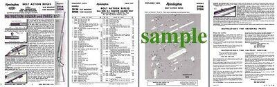 Instruction Manual Remington Model 591M 592M