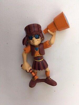 """Spielzeug Film, Tv & Videospiele Bandai 3"""" Scooby Doo Crew Velma Action Figure Weder Zu Hart Noch Zu Weich"""